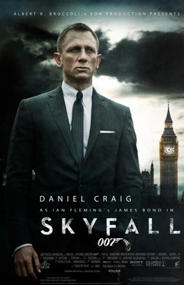 Skyfall poster #782737