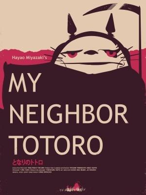 Tonari no Totoro poster #783126