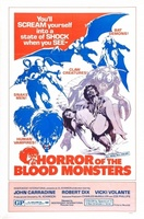 Horror of the Blood Monsters movie poster