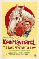 The Land Beyond the Law movie poster