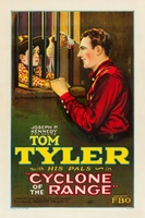 Cyclone of the Range movie poster