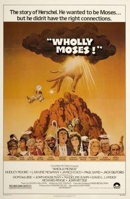 Wholly Moses! poster #783461