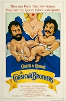 Cheech & Chong's The Corsican Brothers movie poster