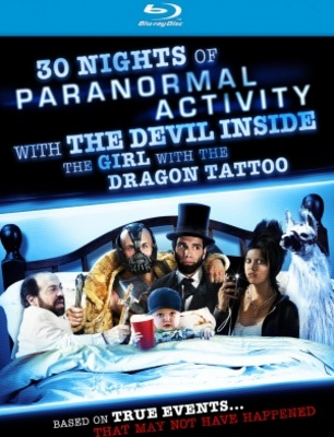 30 Nights of Paranormal Activity with the Devil Inside the Girl with the Dragon Tattoo poster #783865
