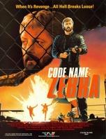 Code Name: Zebra movie poster