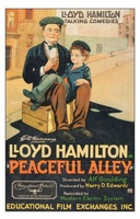 Peaceful Alley movie poster
