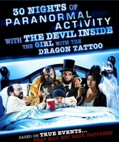 30 Nights of Paranormal Activity with the Devil Inside the Girl with the Dragon Tattoo #791415 movie poster
