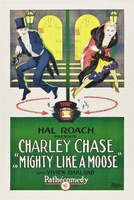 Mighty Like a Moose movie poster