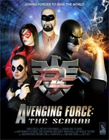 Avenging Force: The Scarab movie poster