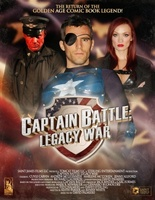 Captain Battle: Legacy War movie poster