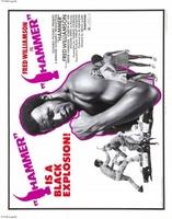Hammer movie poster