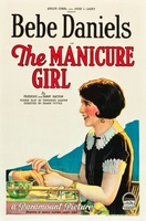 The Manicure Girl movie poster