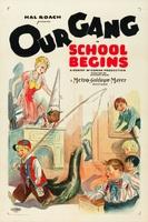 School Begins movie poster
