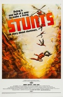 Stunts movie poster