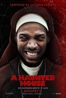 A Haunted House movie poster