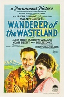 Wanderer of the Wasteland movie poster