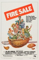 Fire Sale movie poster