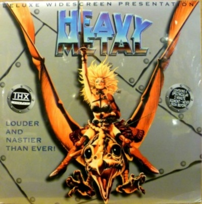 Heavy Metal poster #870195