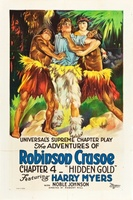 The Adventures of Robinson Crusoe movie poster