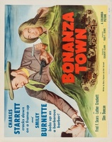 Bonanza Town movie poster