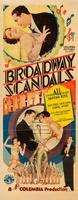 Broadway Scandals movie poster