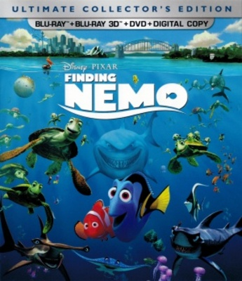Finding nemo movie poster 888913 movieposters2 finding nemo poster 888913 altavistaventures Image collections