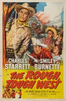 The Rough, Tough West movie poster