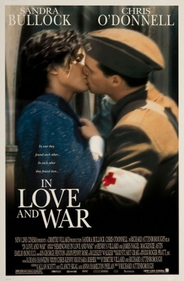 In Love and War poster #899999