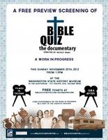 Bible Quiz movie poster