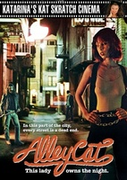 Alley Cat movie poster