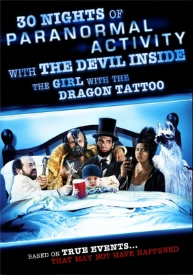 30 Nights of Paranormal Activity with the Devil Inside the Girl with the Dragon Tattoo poster #941738
