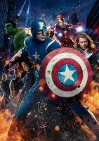 The Avengers #941825 movie poster