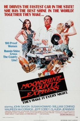 Moonshine County Express poster #941837