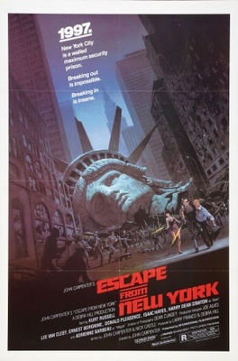 Escape From New York poster #948714