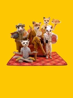 Fantastic Mr Fox Movie Poster 972694 Movieposters2 Com